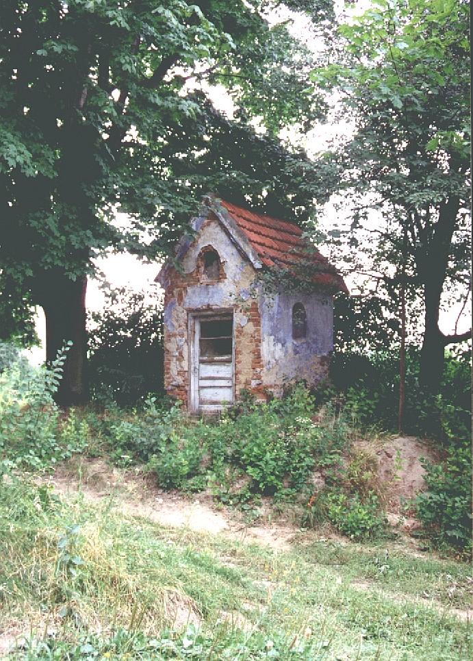 Kapliczka Długoszów